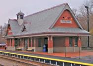 Metra National street station.jpg